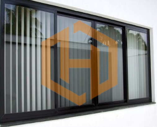 انواع پنجره دوجداره آلومینیوم