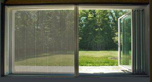 توری در و پنجره