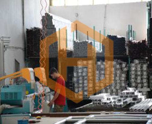 ساخت و تولید پنجره upvc