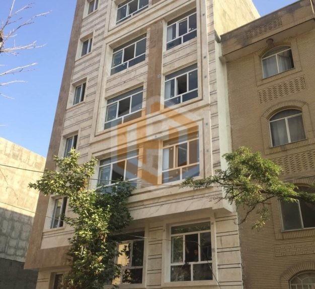 پروژه ساختمانی تهرانپارس بلوار پروین