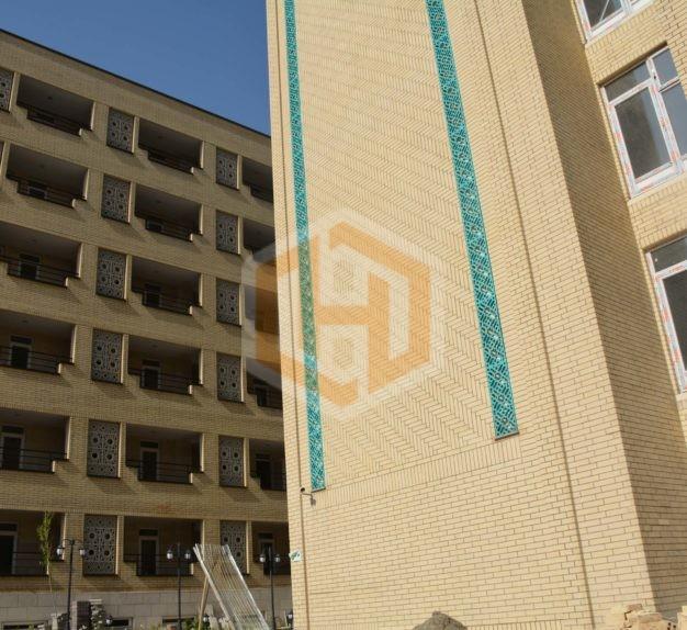 پروژه ساختمانی سعادت آباد