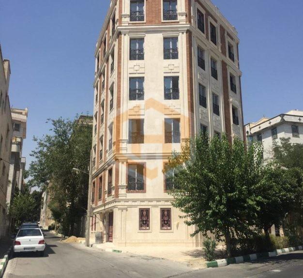 پروژه ساختمانی کاشانی