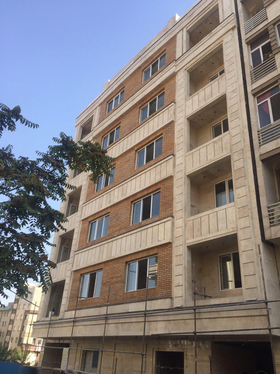 پروژه ساختمانی رسالت
