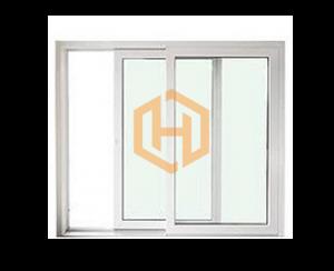 قیمت پنجره دوجداره کشویی با یک لنگه بازشو